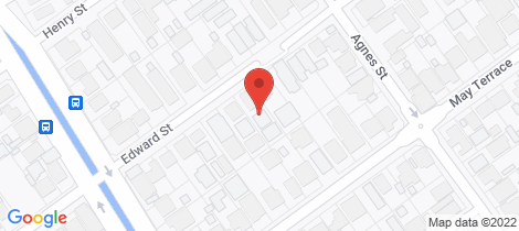 Location map for Lot 3 88 Edward Street Ottoway