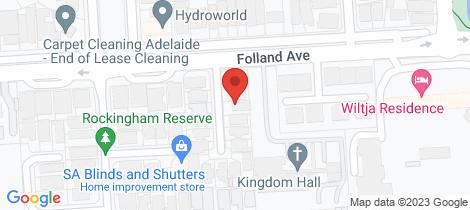 Location map for 3 Preston Court Lightsview