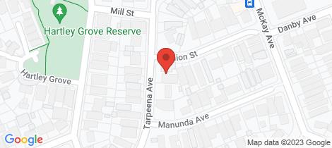 Location map for 14A Tarpeena Avenue Windsor Gardens