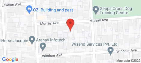Location map for Lot 1 & 2/25 Murray Avenue Clearview