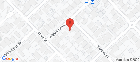 Location map for 59A Wilpena Avenue Vale Park