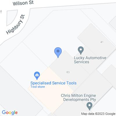 Specialised Service Tools 3 / 81 Highbury St , PROSPECT, SA 5082, AU