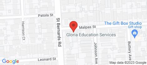 Location map for 2A Malpas Street Rostrevor