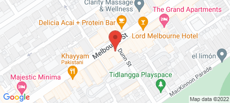Location map for 7/81-91 Melbourne Street North Adelaide
