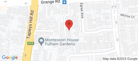 Location map for 11/440 GRANGE Road Fulham Gardens