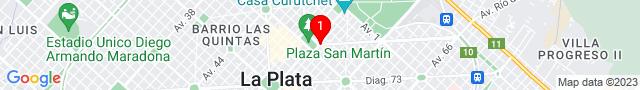 Calle 54 547 - La Plata, Buenos Aires