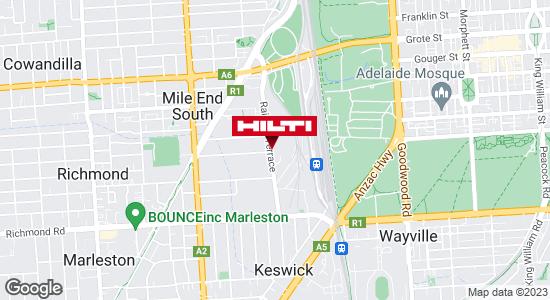 Hilti Store Melbourne