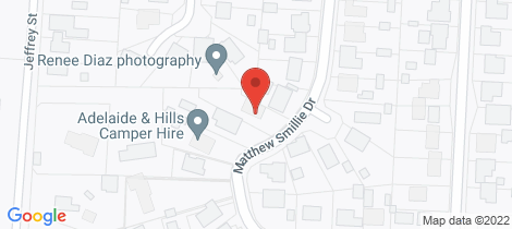 Location map for 30A Matthew Smillie Drive Nairne
