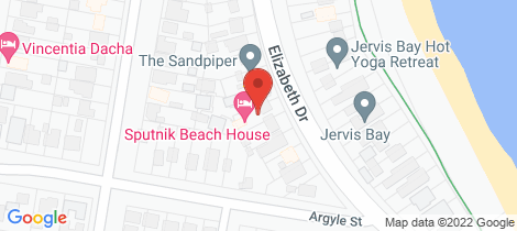 Location map for 127 Elizabeth Drive Vincentia