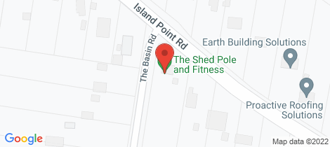 Location map for 221 Island Point Road St Georges Basin