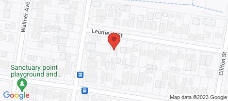 Location map for 2 Leumeah Street Sanctuary Point
