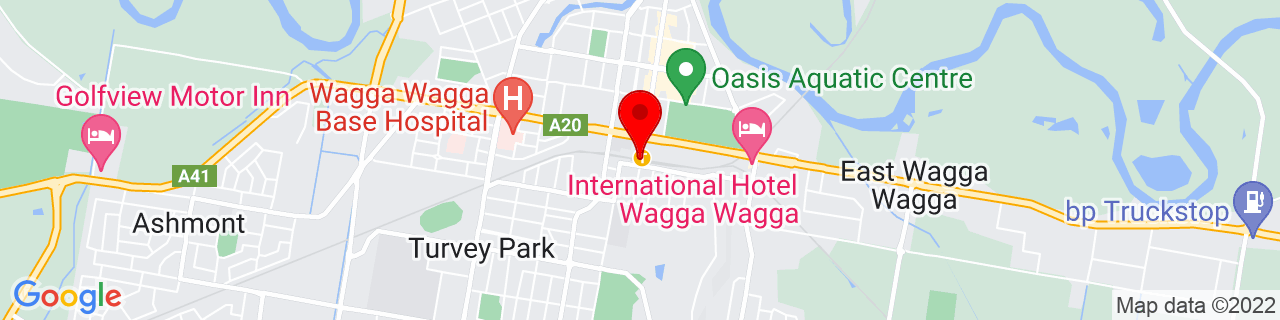Google Map of -35.12047777777778, 147.36841666666666