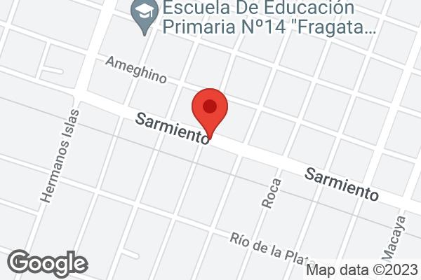 Domingo Faustino Sarmiento 715 , Bragado, Buenos Aires, BA
