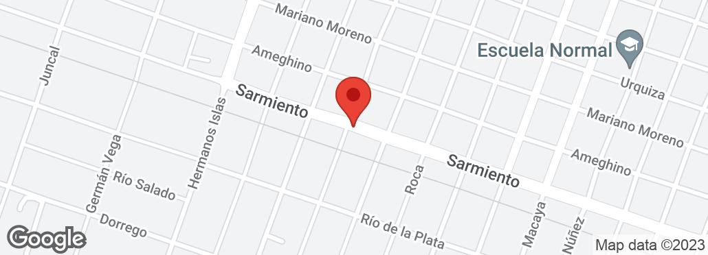 Domingo Faustino Sarmiento 715 , Bragado, BA