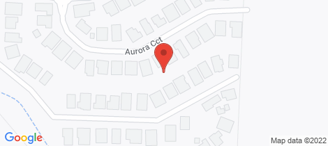 Location map for 60 Aurora Circuit Meadows