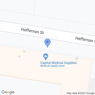Capital Medical Supplies 71 Heffernan Street , MITCHELL, ACT 2911, AU