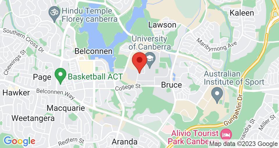Google Map of UniLodge @ UC - Campus West