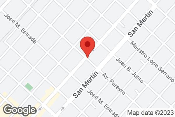 Av. Pereyra 3190 , Saladillo, BA