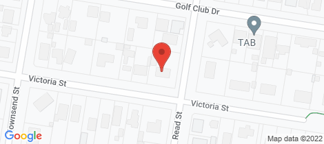 Location map for 157 Victoria Street Howlong
