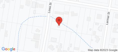 Location map for 62 Lowe Street Howlong