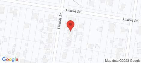 Location map for 46 Larmer Street Howlong