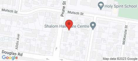 Location map for 520 Prune St Lavington