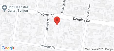 Location map for 533 Douglas Road Lavington