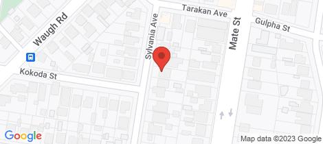 Location map for 1052 Sylvania Avenue North Albury