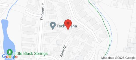 Location map for 33 Irene Court North Albury
