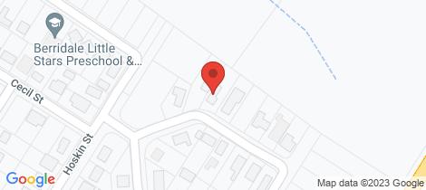 Location map for 27 Kiparra Drive Berridale