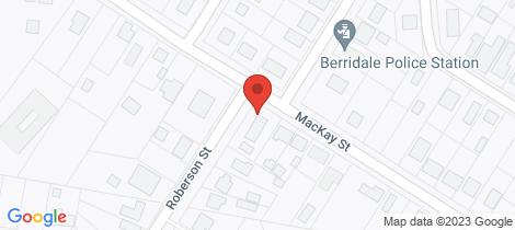 Location map for 26 Mackay Street Berridale