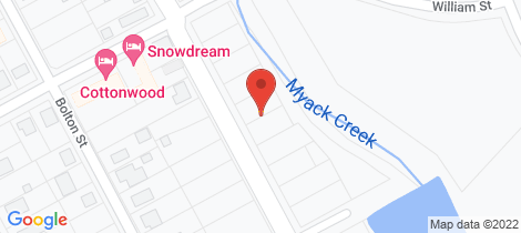Location map for 27 Myack Street Berridale