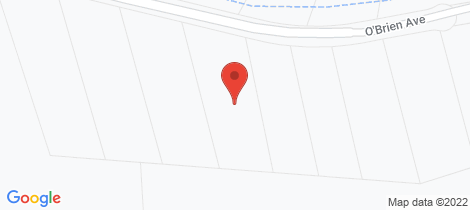 Location map for 31 O'Brien Avenue Berridale