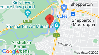 Map of Aquamoves Lakeside Shepparton