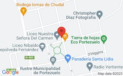 Portezuelo, Biobío, Chili
