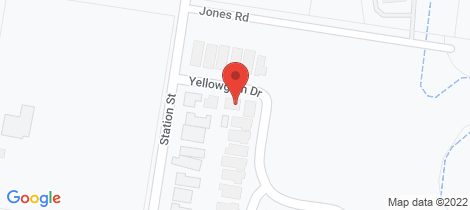 Location map for 6 Yellowgum Drive Epsom