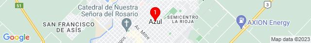 0 - Azul, Buenos Aires