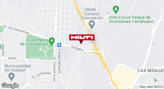 Obtener indicaciones para Samex Concepción