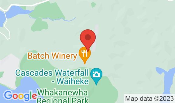 Waiheke Wings Location