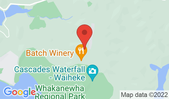 Waiheke Wings Location