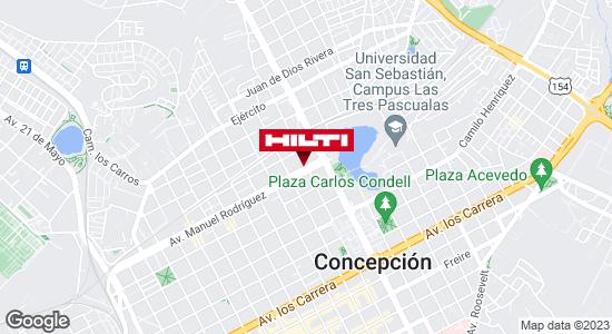 Tienda Hilti Concepción