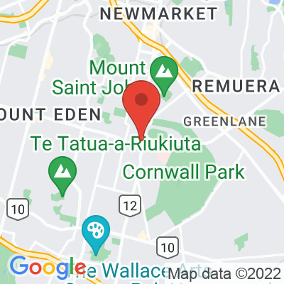 Map showing Flour Mill Cafe