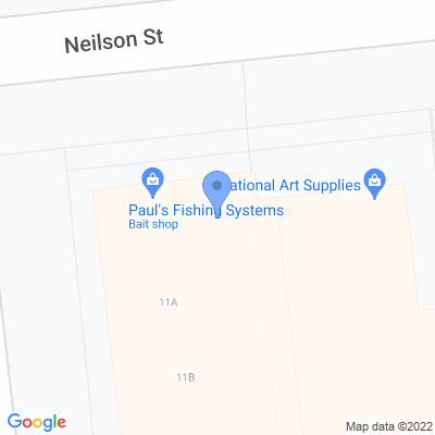 PAUL'S FISHING SYSTEMS 39A Neilson Street Onehunga, Onehunga, Auckland 1061, NZ