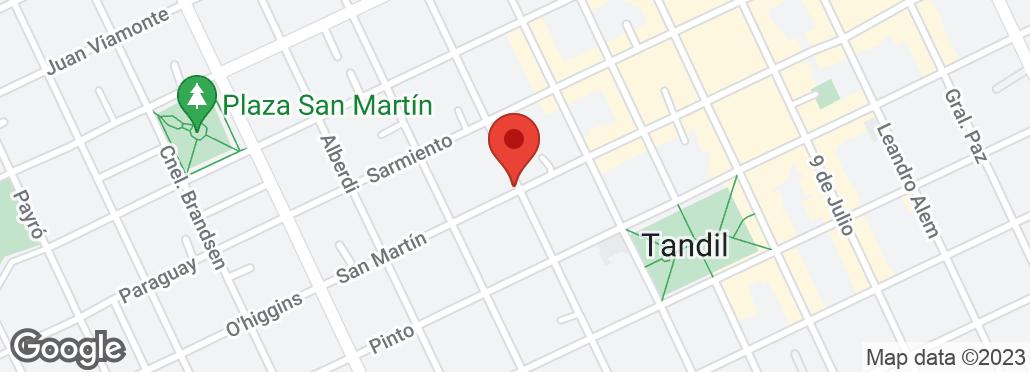 9 de Julio 952 , Tandil, Buenos Aires, BA