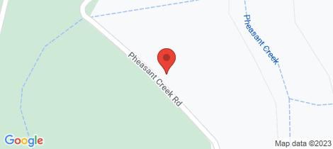 Location map for Lot 2/99 PHEASANT CREEK ROAD Kinglake