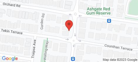 Location map for 63 Serle Street Doreen