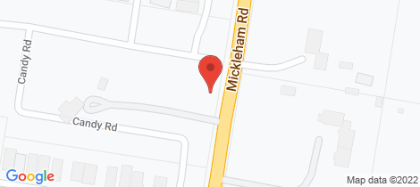 Location map for 945 Mickleham Road Greenvale