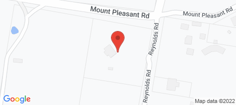 Location map for 200 Mount Pleasant Road Eltham