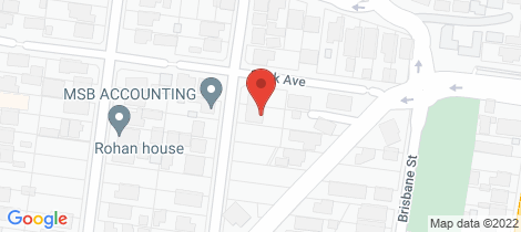 Location map for 12 Drina Street Strathmore