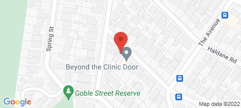 Location map for 103 Hotham Road Niddrie